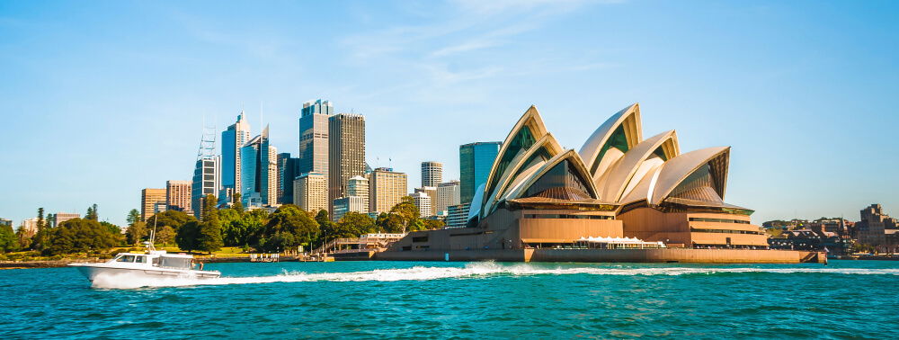 Faça um curso de idiomas na Austrália