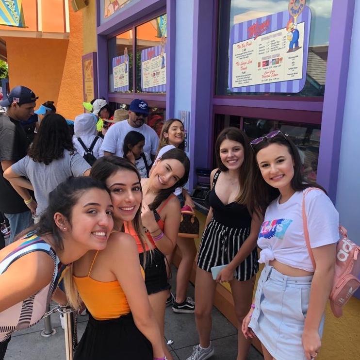 Universal Studios e Citadel Outlets – 2019
