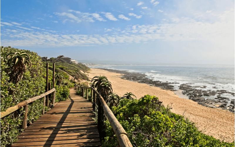 Jeffrey's Bay, cidade da África do Sul