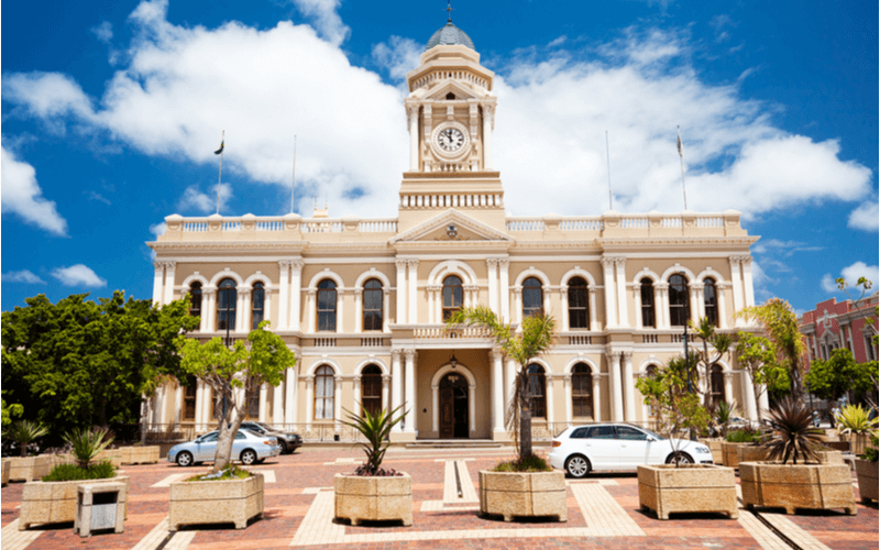Porto Elizabeth (Port Elizabeth)