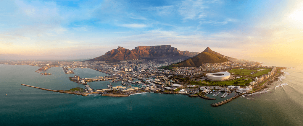 intercâmbio na África do Sul