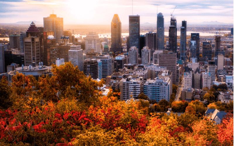 Faça seu intercâmbio no Canadá, na cidade de Montreal