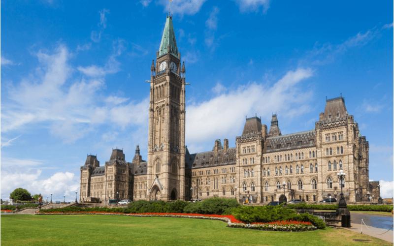 Faça seu intercâmbio no Canadá, na cidade de Ottawa