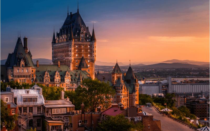 Faça seu intercâmbio no Canadá, na cidade de Quebec