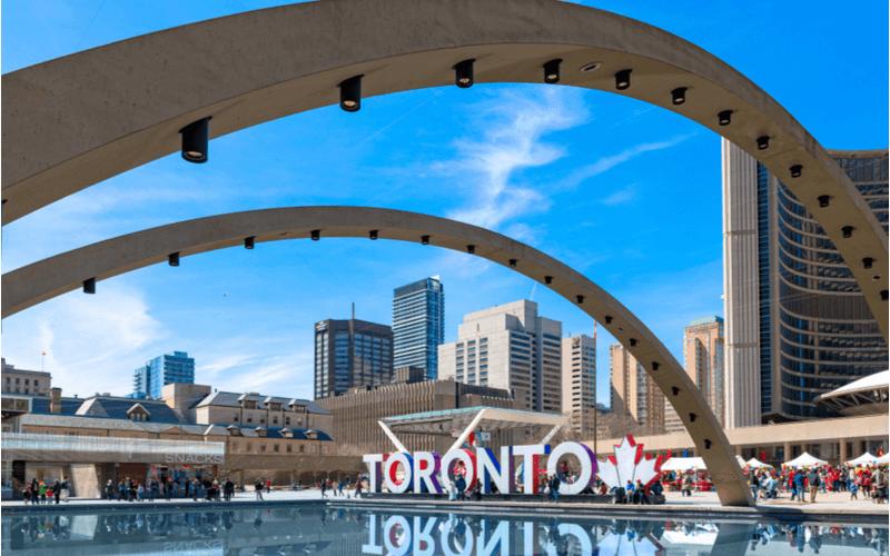 Faça seu intercâmbio no Canadá, na cidade de Toronto