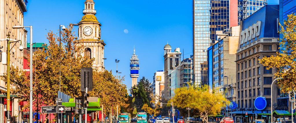 Intercâmbio no Chile