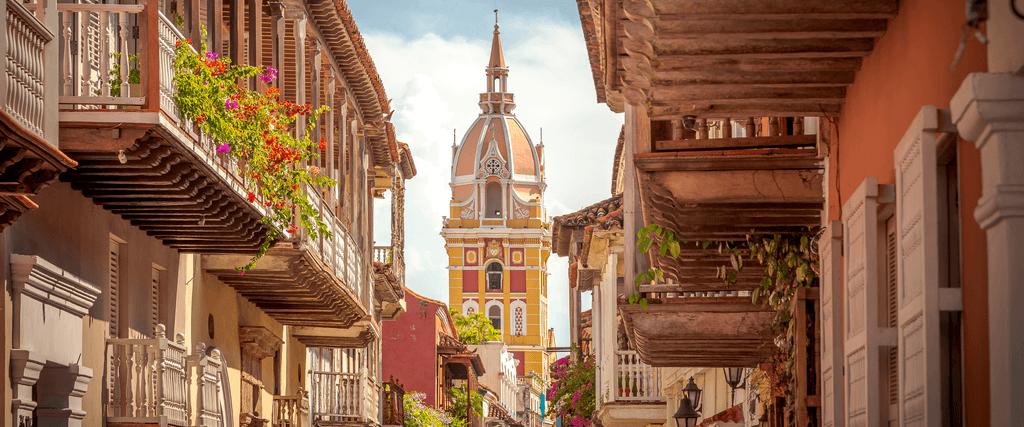Intercâmbio na Colômbia