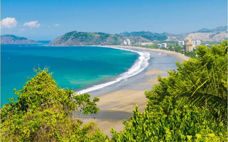 Faça seu intercâmbio na Costa Rica e conheça a cidade de Jaco Beach