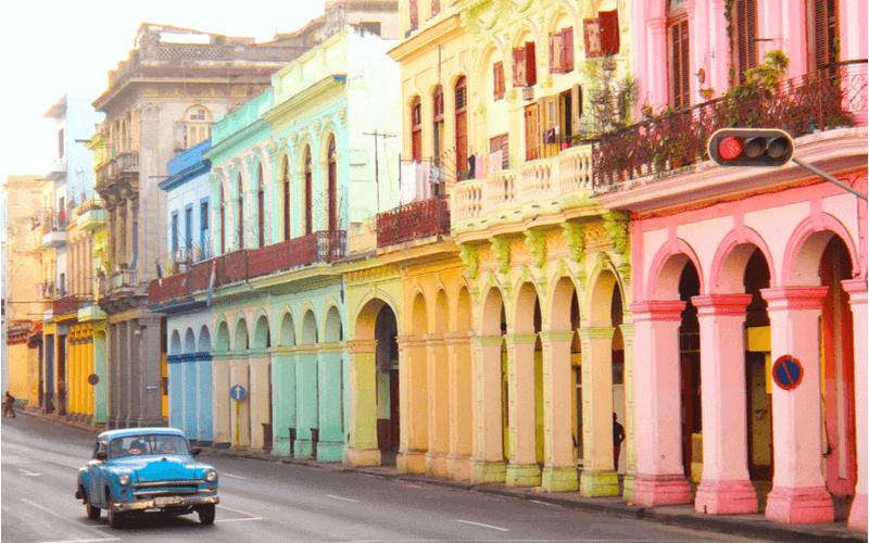 Havana é uma das principais cidades de Cuba. Saiba mais!
