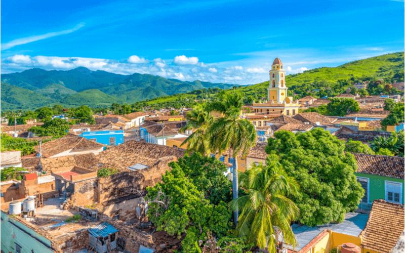 Conheça a cidade de Trinidad, local onde a Intercultural oferece programas de Intercâmbio. Solicite seu orçamento!