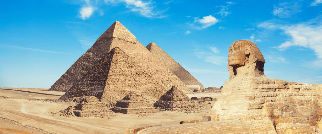 Intercâmbio no Egito é com a Intercultural