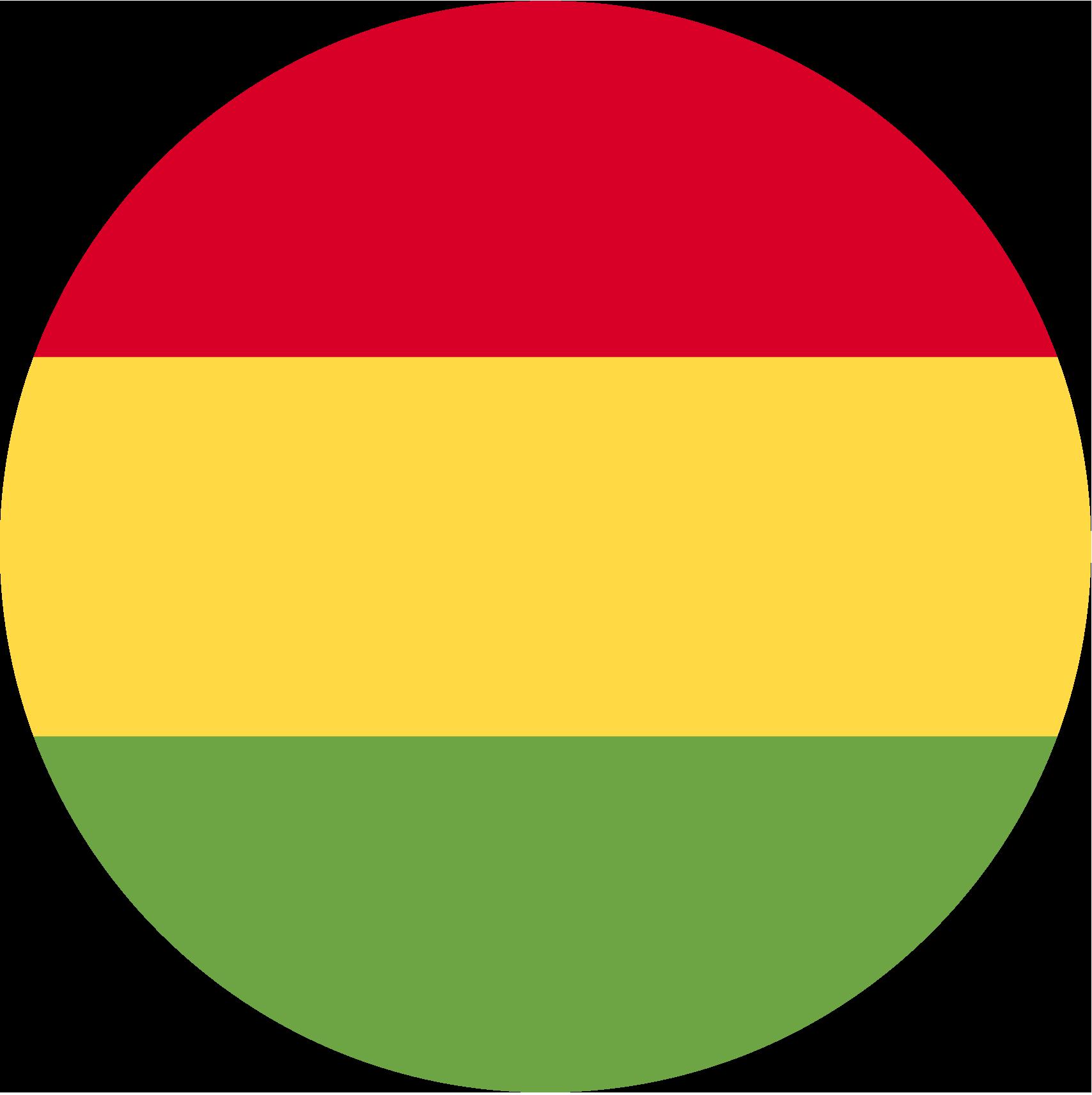 Bandeira da Bolivia