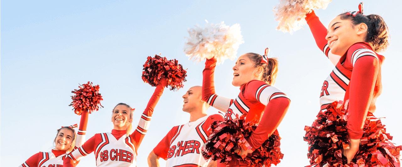 Como fazer High School e se tornar uma cheerleader?