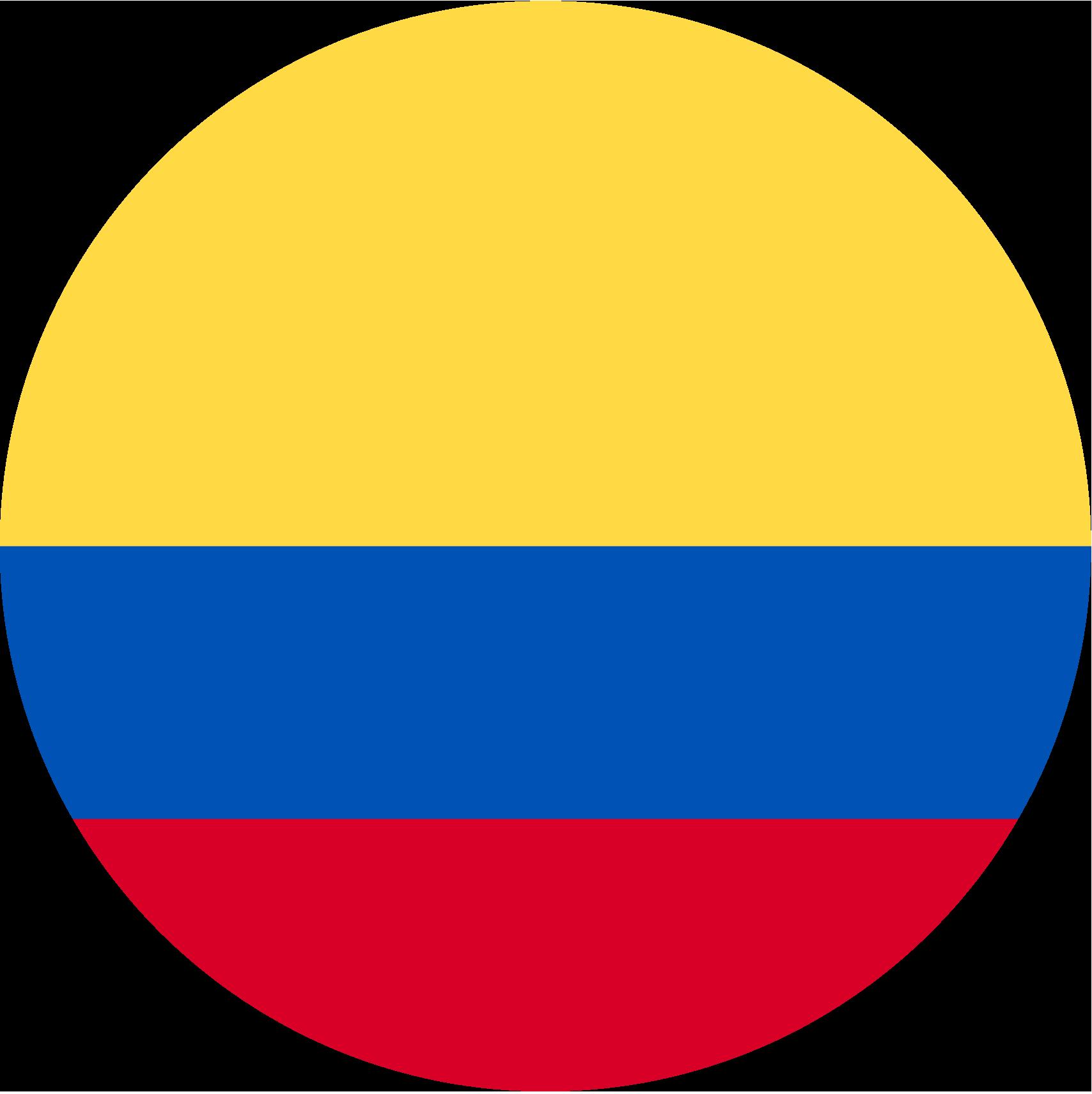 Bandeira da Colombia