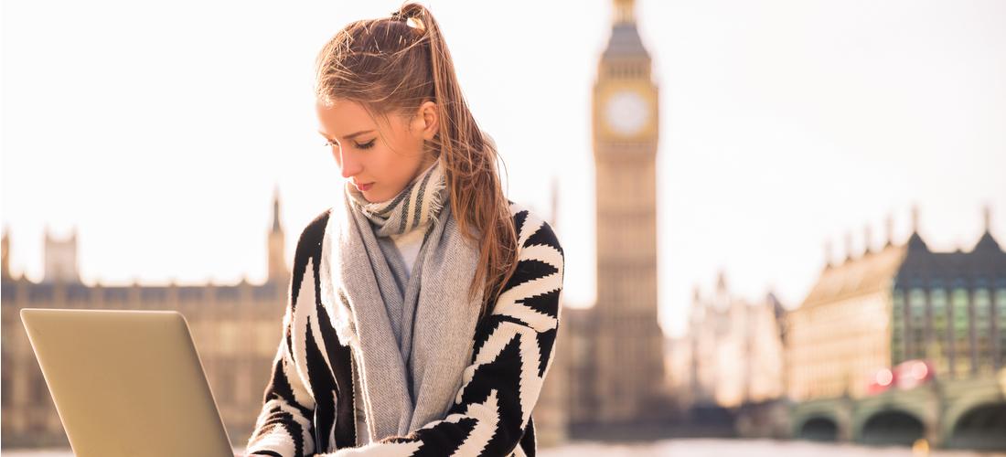Ter estudado no exterior, pode ser um diferencial na hora da sua contratação