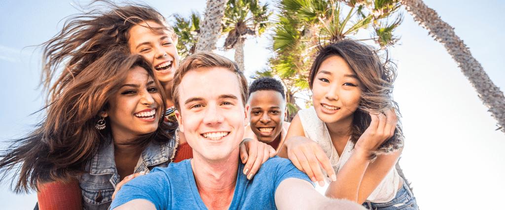 Conheça os grupos personalizados de Férias Teen