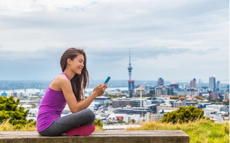Custos de viagem na Nova Zelândia
