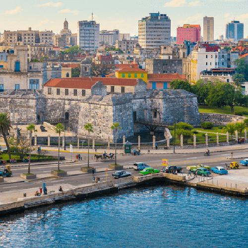 A Intercultural tem muitas opções de Intercâmbio para Cuba