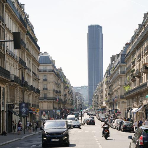Rue de Rennes em Paris é uma boa opção para quem quer fazer compras na cidade