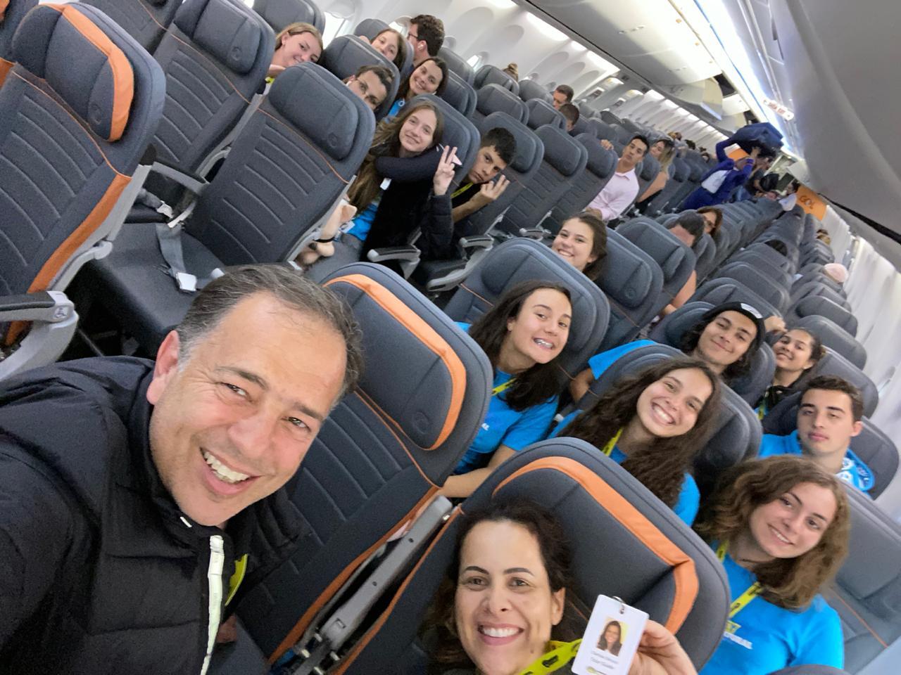 Disney NY – embarcamos em Guarulhos