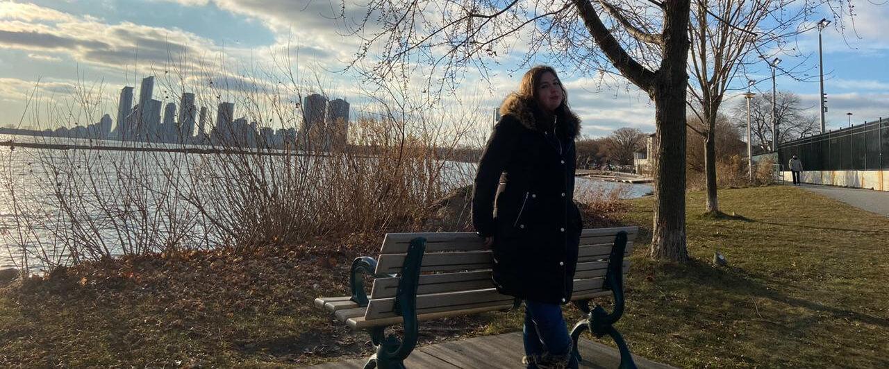 A Júlia estudou inglês no Canadá e contou como foi sua experiência