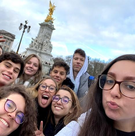 Viagem à Londres!