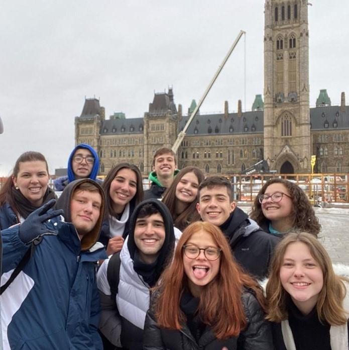 Dia de French Canada!