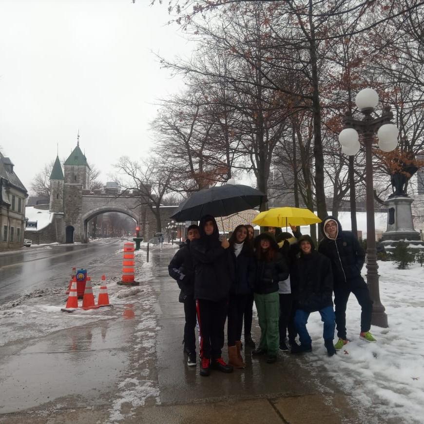 Passeio por Quebec City + Hotel de Gelo