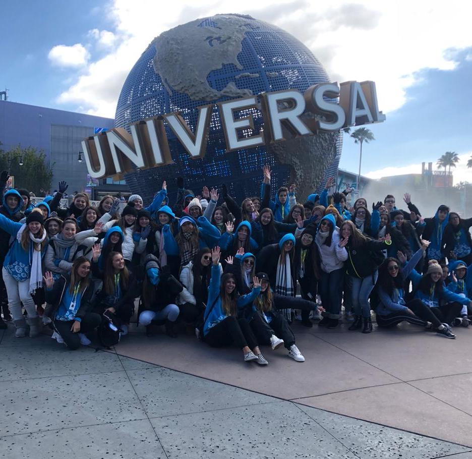 Grupo Disney no Universal Studios