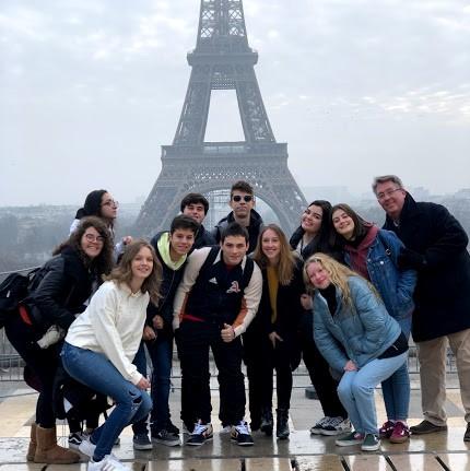Passeio por Paris!