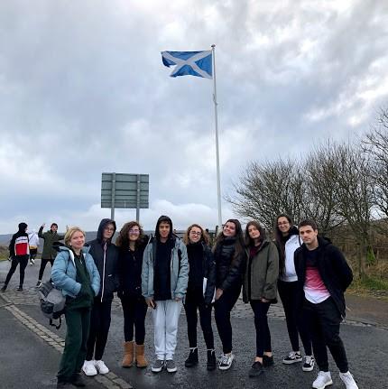 Bora passear pela Escócia