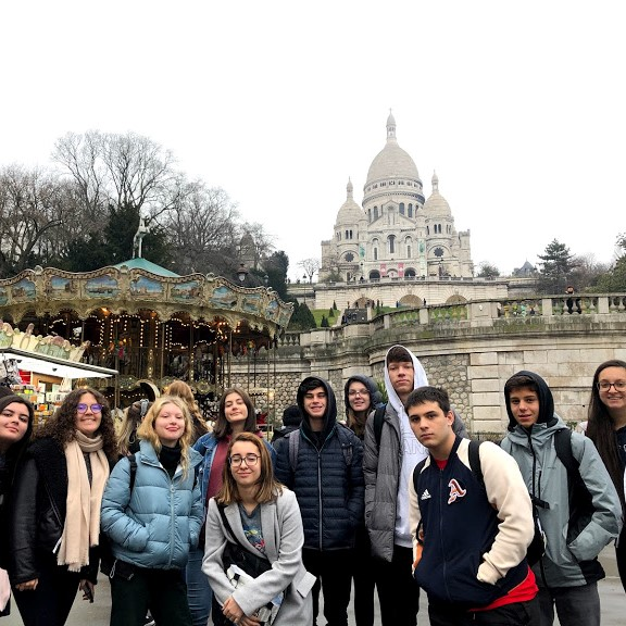Último dia em Paris e retorno à Cambridge!