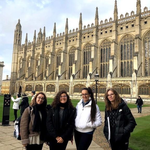 Confira como foi nossa visita ao King's College!
