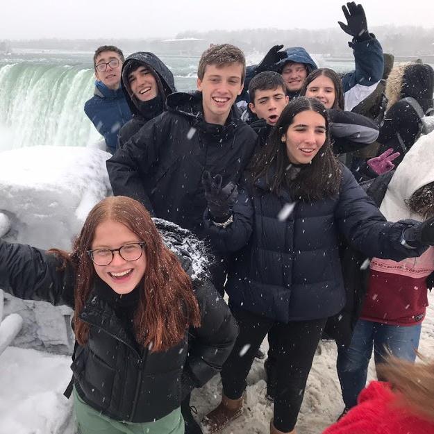 O tão esperado passeio por Niagara Falls