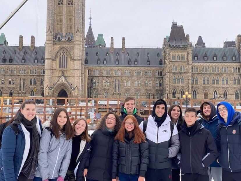 Grupo de Férias Teen Toronto