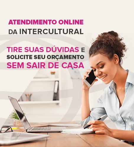 Atendimento Online da Intercultural