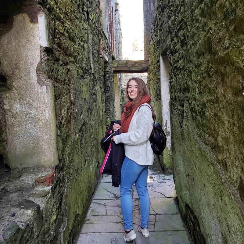 Intercâmbio de Mariana pela Irlanda