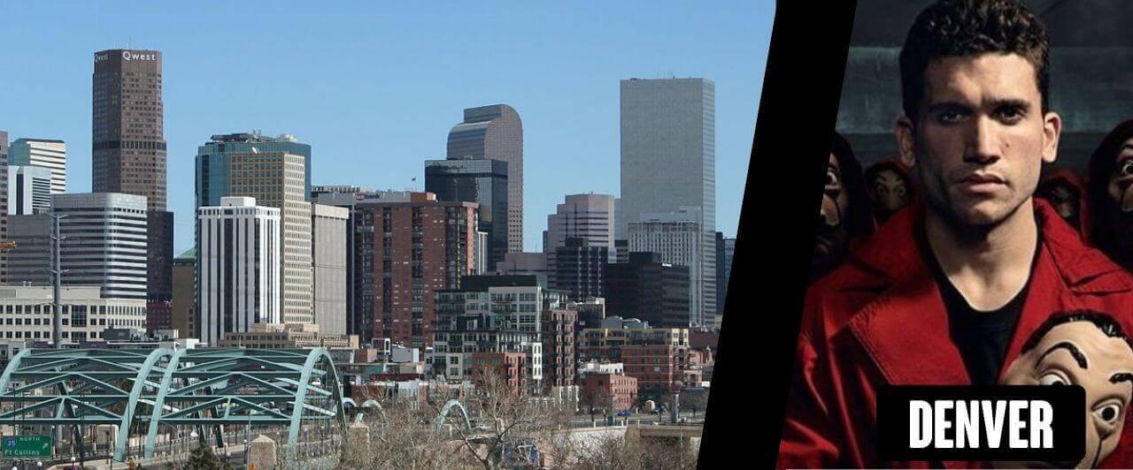 Cidade/Personagem Denver