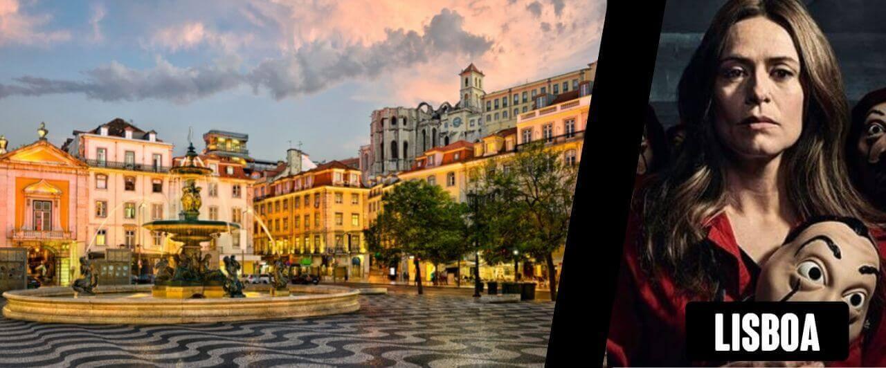 Cidade/Personagem: Lisboa