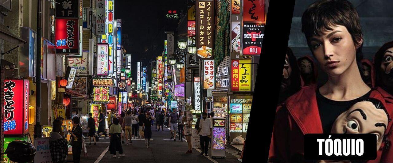 La Casa de Papel - Tóquio