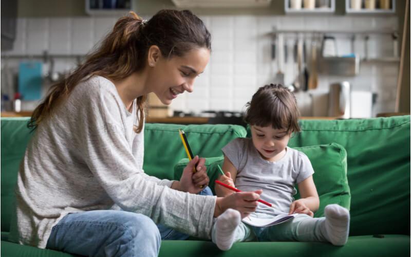 O vínculo que uma Au Pair cria com a sua host family é um dos grandes benefícios neste intercâmbio