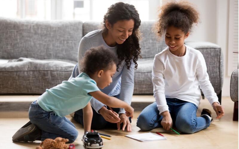 A escolha de família é um processo que deve ser levado muito a série durante a organização do seu intercâmbio Au Pair.