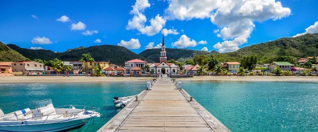 Faça um intercâmbio em Martinica