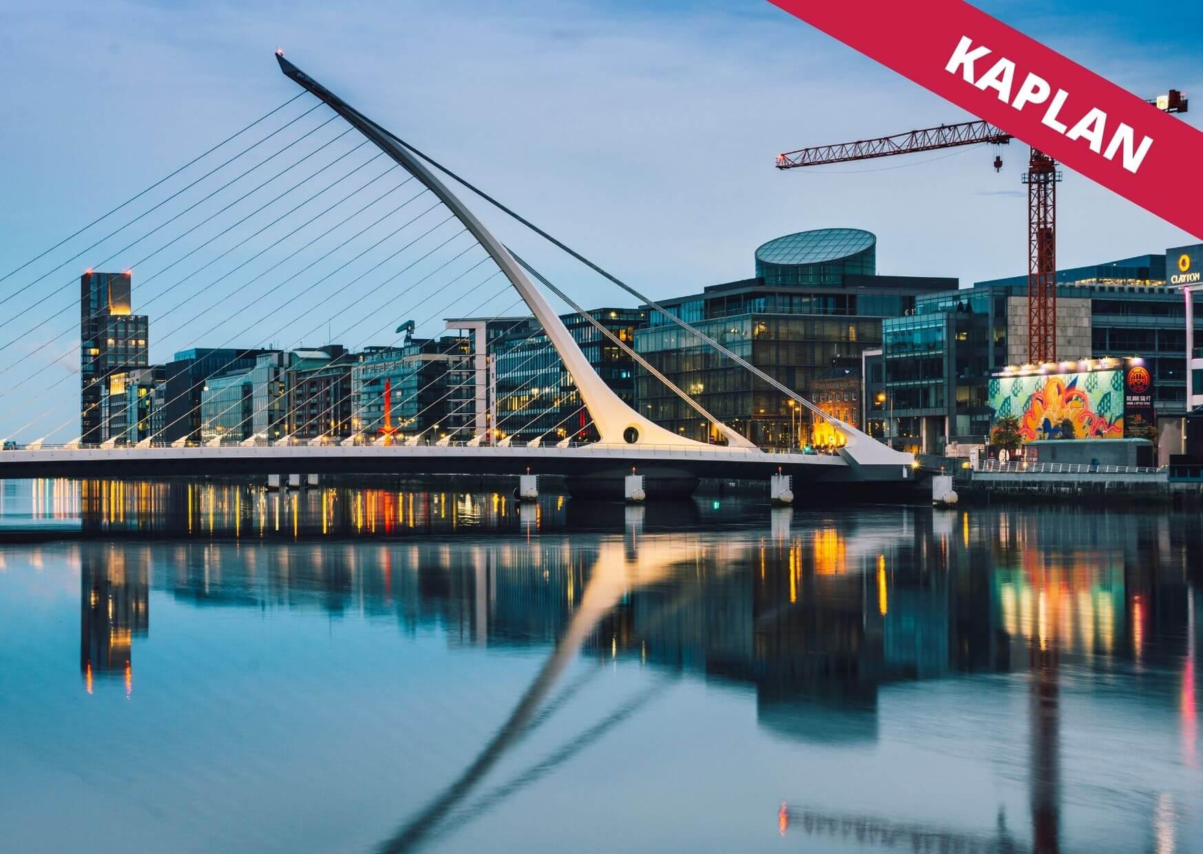 Estude inglês em Dublin