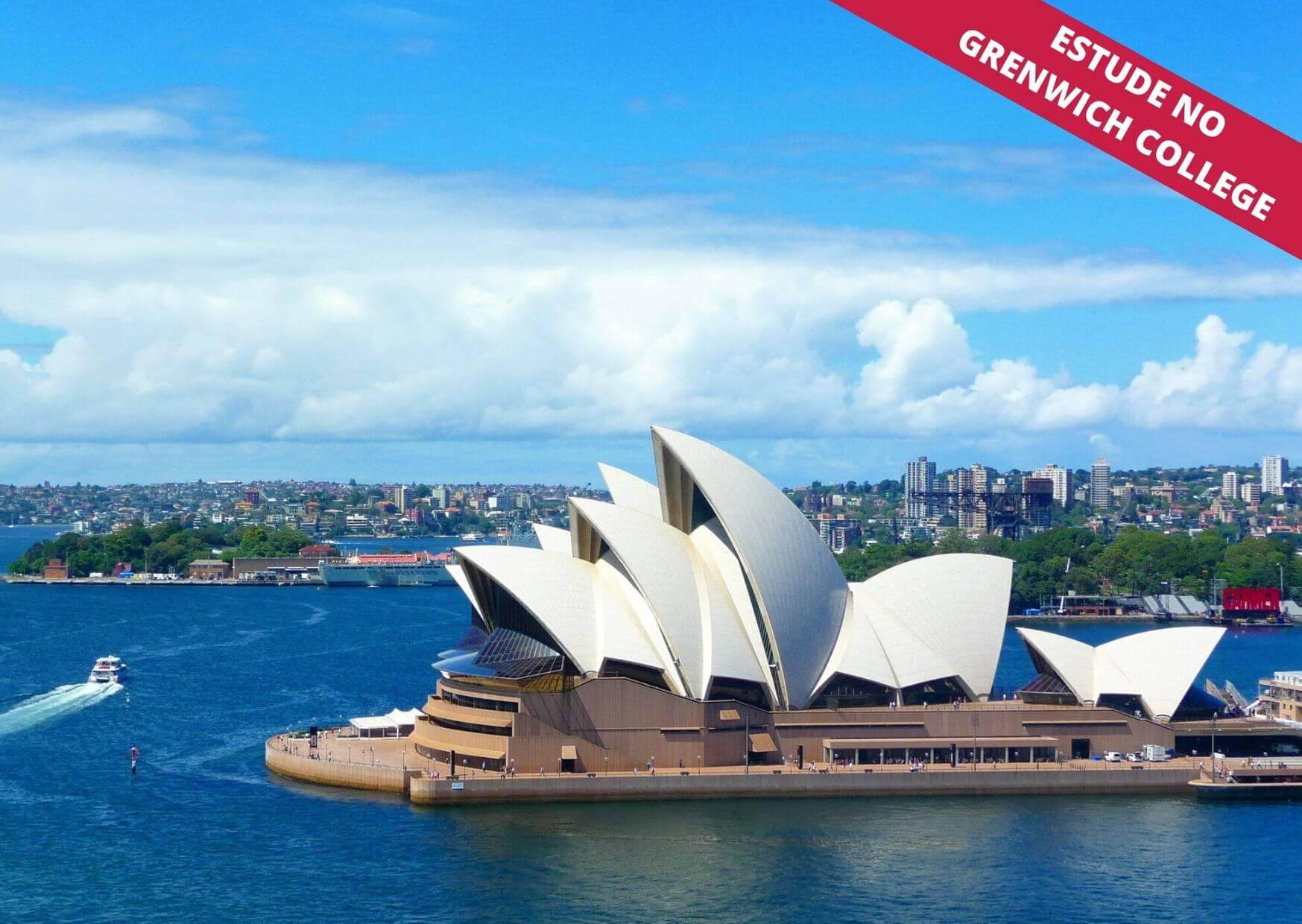 Estude em Sydney, na Austrália