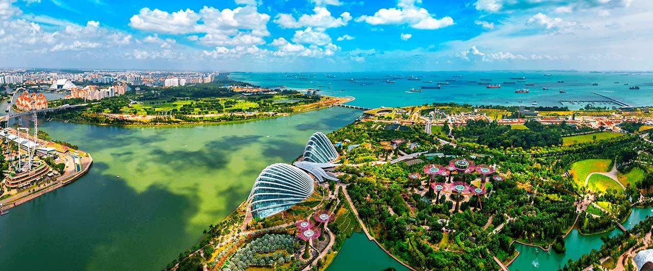 Conheça as cidades mais verdes do mundo