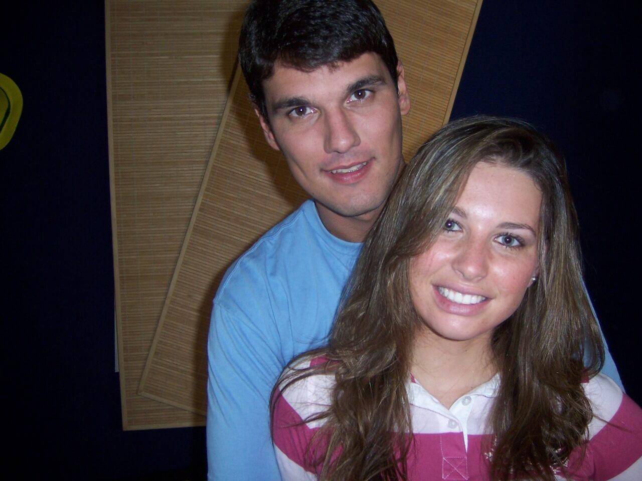 Luciana e Eduardo