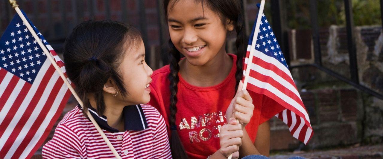 Dia 4 de julho: Dia da Independência dos Estados Unidos