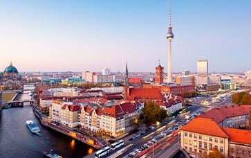 estudo e trabalho na alemanha