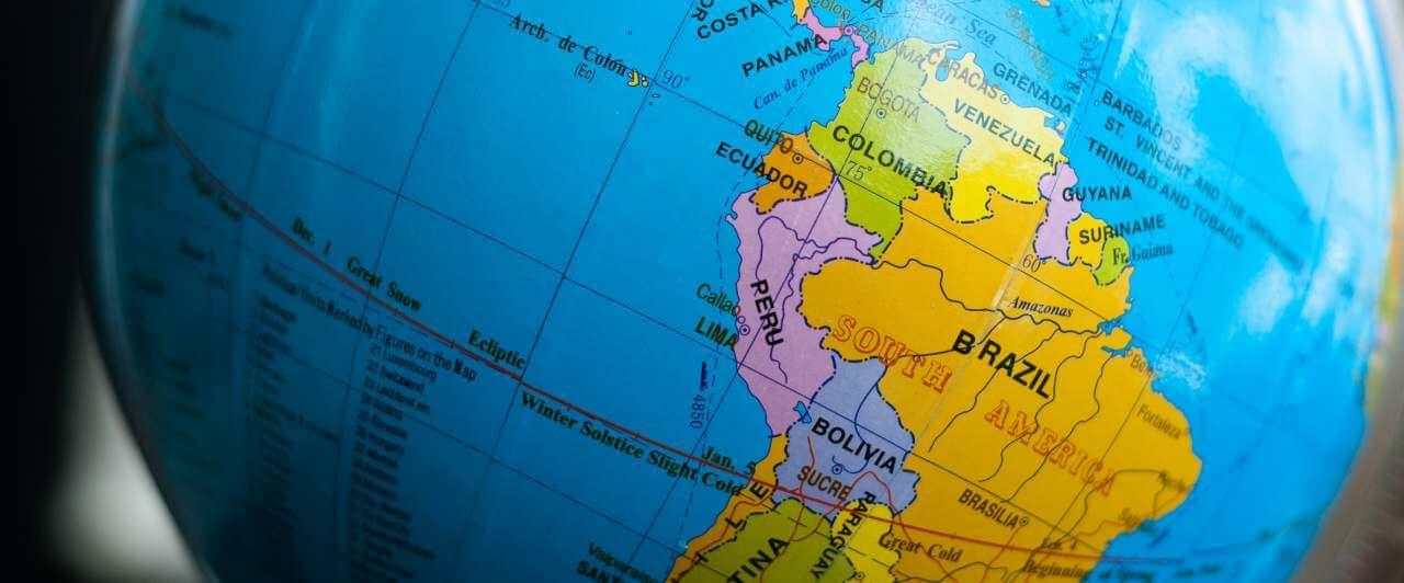 Conheça os países do Mercosul, fundadores do Bloco.
